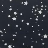 Тъмно синьо на звезди
